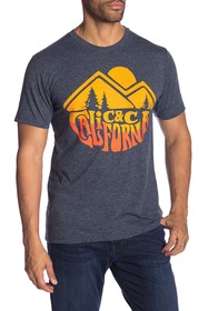 C & C California Beyond the Pines Tee