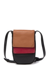 Kooba Mini Leather Crossbody Bag
