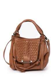 Kooba Mini Jonnie Leather Satchel