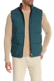 Theory Reversible Puffer Vest