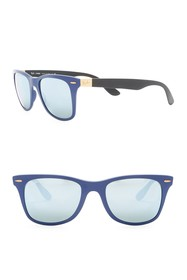 Ray-Ban Liteforce 52mm Wayfarer Sunglasses