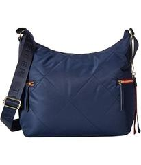 Tommy Hilfiger Kensington Hobo Quilted Nylon