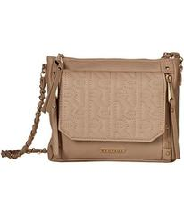 Rampage Multi Compartment Quilted R Crossbody