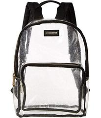 Rampage Clear Glitter Dome Backpack