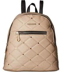 Rampage Quilted Midi Backpack with Studs
