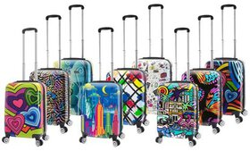 Mia Viaggi Hard-sided Spinner Luggage