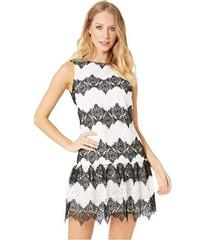 Betsey Johnson Fit and Flare Lace Dress