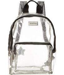 Rampage Clear Dome Backpack with Front Stars