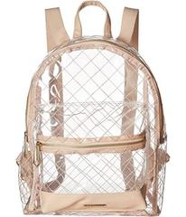 Rampage Clear Quilted Dome Backpack