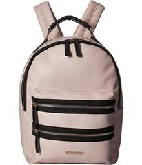 Rampage Double Front Zip Detailed Midi Backpack