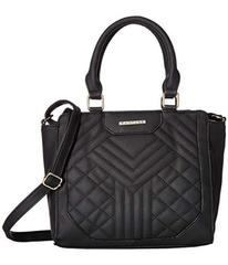 Rampage Front Multi Quilt Midi Satchel
