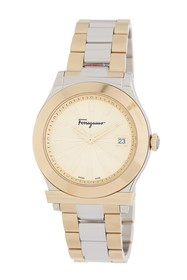 Salvatore Ferragamo Men's 1898 Bracelet Watch