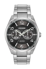 Citizen Men's Corso Eco-Drive Analog Quartz Bracel