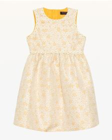 Juicy Couture Floral Jacquard Party Dress for Girl