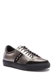 Badgley Mischka Connery Leather Sneaker