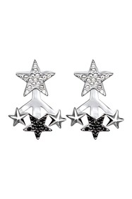 Karl Lagerfeld Eclectic Swarovski Crystal Accented