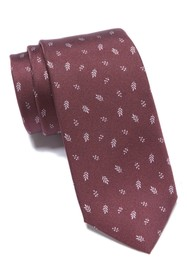 Ben Sherman Silk Lloyd Leaves Tie