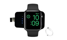 On The Go Wireless Rechargable Apple Watch Charger