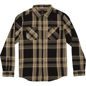 RVCA Wanted Flannel Shirt - Men's