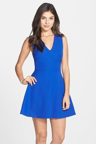 Felicity and Coco Bianca Back Cutout Fit & Flare D