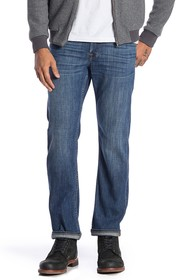 7 For All Mankind Slimmy Washed Slim Fit Jeans