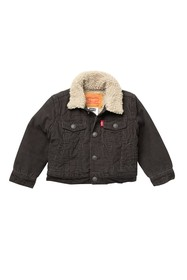 Levi's Faux Shearling Lined Trucker Jacket (Baby B