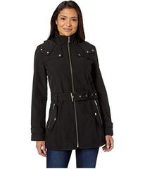 Tommy Hilfiger Inner Quilt Faux Hooded Softshell w