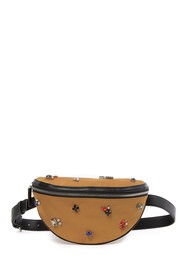 French Connection Heather Embellished Belt Bag