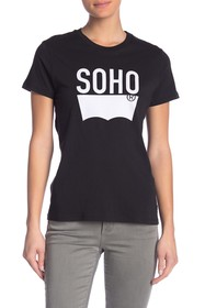 Levi's The Perfect Soho City Graphic Tee