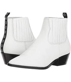 Steve Madden White Leather
