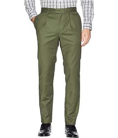 Calvin Klein Military Sateen Pressed Trouser Pants