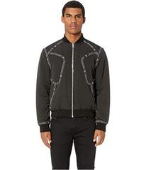 Versace Collection Taping Detail Bomber