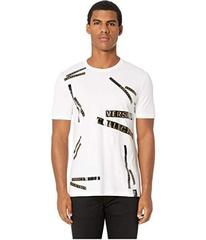Versace Collection Staggered Logo T-Shirt