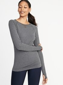 Seamless Performance Top for Women