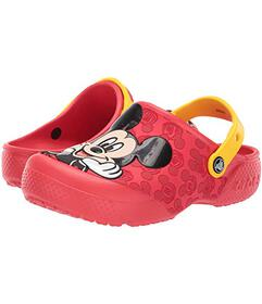 Crocs Kids Fun Lab Mickey OL Clog (Toddler\u002FLi