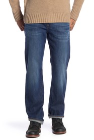 7 For All Mankind Carsen Tapered Fit Jeans