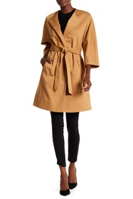 Lafayette 148 New York Nikita Trench Coat