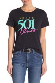 Levi's Graphic 501 Blues Tee