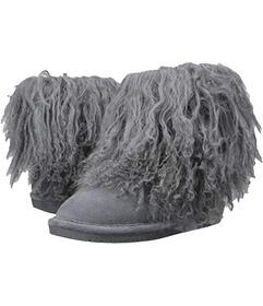 Bearpaw Charcoal Suede