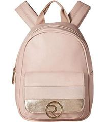 Rampage Mixed Media Front Pocket Midi Backpack