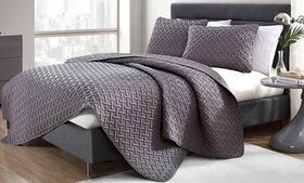 Embossed Quilt Set (2- or 3-Piece)