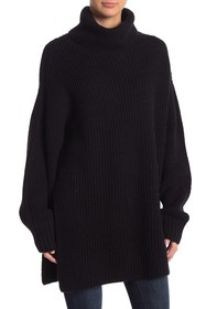 Free People Eleven Turtle Neck Sweater