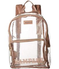 Rampage Varsity Rampage Clear Backpack