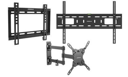 """Emerald Wall Mounts for 13""""–70"""" TVs"""