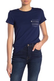 Levi's Perfect Stripe Pocket Tee