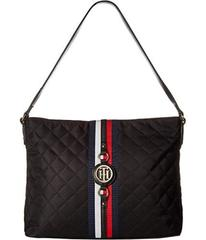 Tommy Hilfiger Jaden Hobo Quilted Nylon