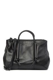 Kooba Cameroon Leather Satchel Bag