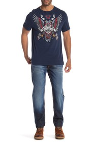 True Religion Skinny Topstitched Jeans
