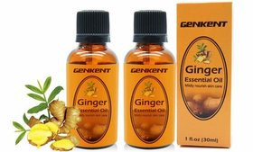 Genkent 100% Pure Essential Aromatherapy Ginger Oi