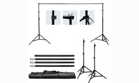 10Ft Adjustable Photography Backdrop Support Stand